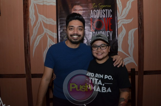 'Acoustic Love Journey' will be held on Feb. 9 at the Palacio de Maynila.