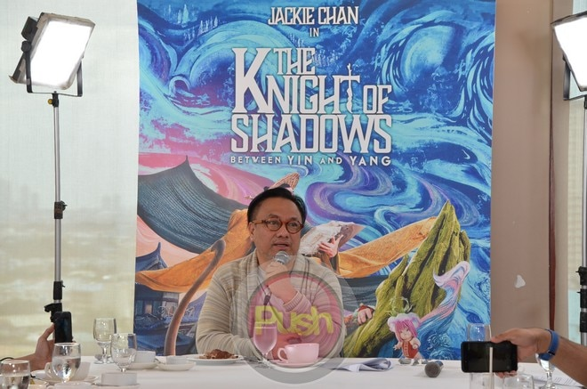 Jackie Chan's The Knight of Shadows opens on Philippine cinemas this February 6.