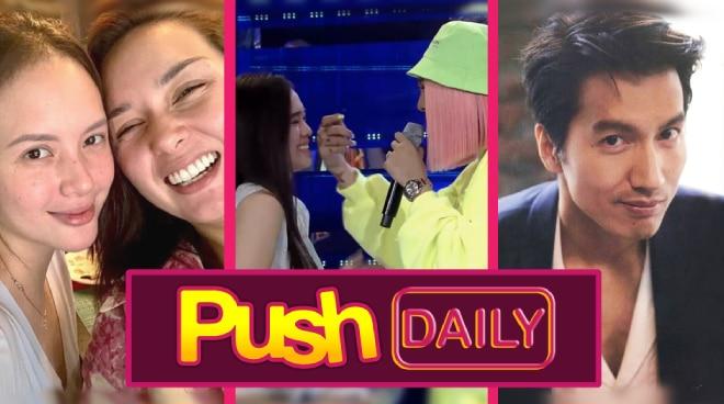 Push Daily Top 3: Beauty Gonzalez, Jackque Gonzaga and Jerry Yan