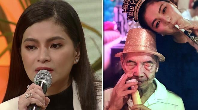 Angel Locsin, inaming 'na-late ng ipon' kaya hindi na niya naipagamot ang kanyang ama