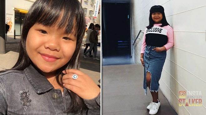 In case you haven't noticed: Ryzza Mae Dizon is all grown up