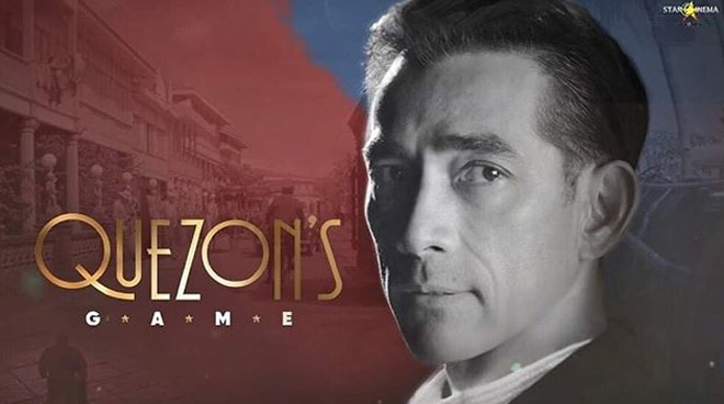 REVIEW: Five proudly Pinoy reasons to watch 'Quezon's Game'