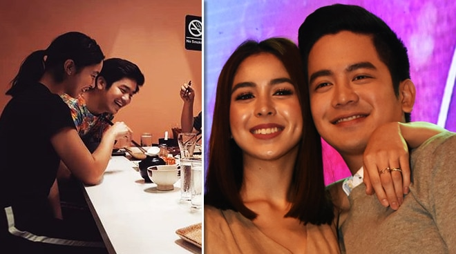 Julia Barretto, Joshua Garcia spotted hanging out amid breakup rumors
