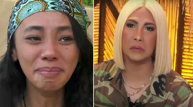 Vice Ganda becomes emotional upon meeting PBB housemate Hasna Cabral