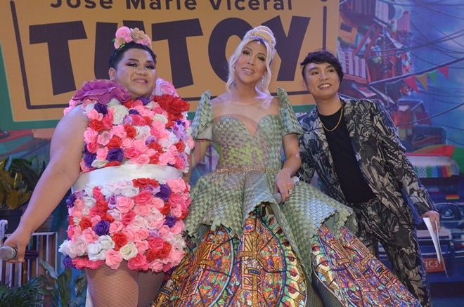 Available na ang libro ni Vice Ganda na 'Tutoy' sa mga bookstores nationwide.
