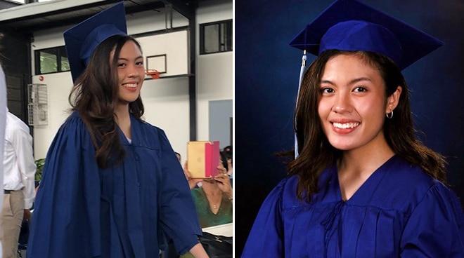 LOOK: Frankie Pangilinan graduates from high school