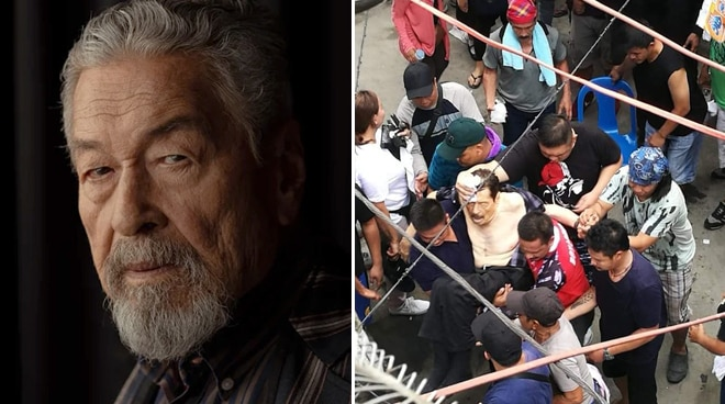 Eddie Garcia still under critical observation