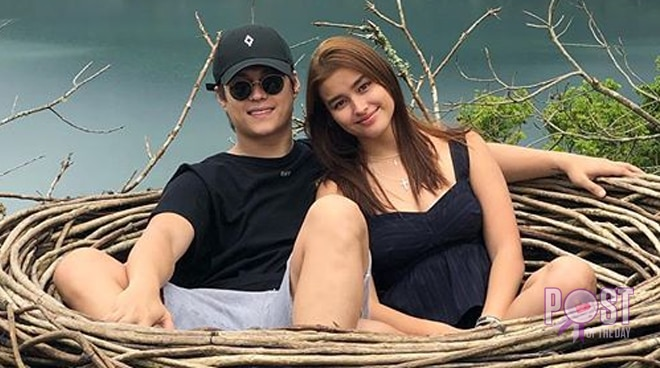 Liza Soberano denies splitting up with Enrique Gil