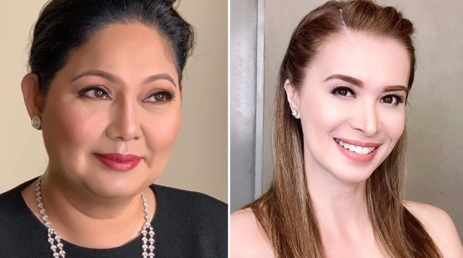 Sunshine Cruz excited to work with Maricel Soriano in the horror film 'The Heiress'