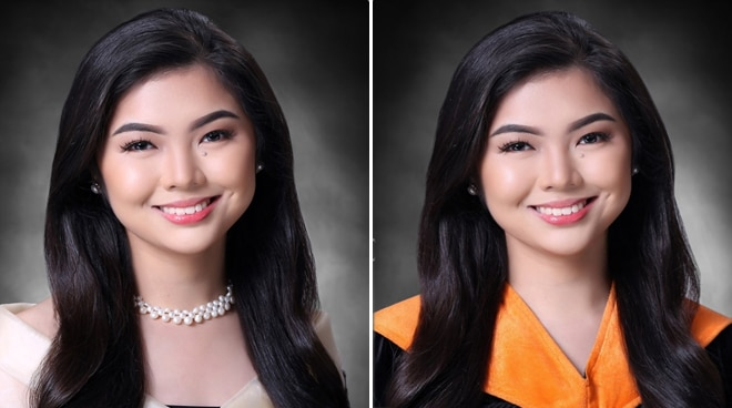 Remember Celine Lim? She just graduated from college