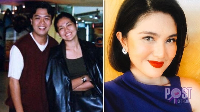 Dimples Romana pens sweet message for husband of 16 years