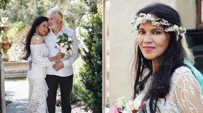 Maria Isabel Lopez gets married for the second time