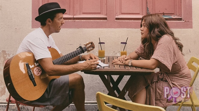 Jason Mraz and Reneé Dominique talk about their 'Could I Love You Any More' music video