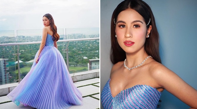 LOOK: Lorin Gutierrez attends first high school prom
