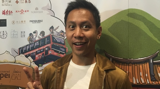 EXCLUSIVE: Mikey Bustos celebrates an unforgettable Father's Day in Taipei
