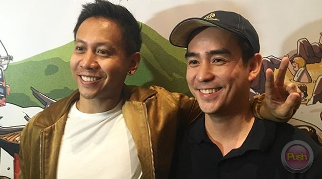 Mikey Bustos and partner RJ Garcia talk about their seven year love story