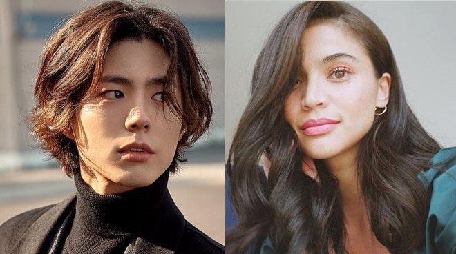 Anne Curtis gives out tickets for Park Bo-gum's fan meeting