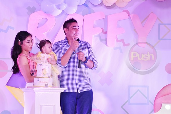 Check out the celebrities who joined the former PBB housemates celebrate their child's birthday.