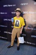 Celebrities for OPPO Reno