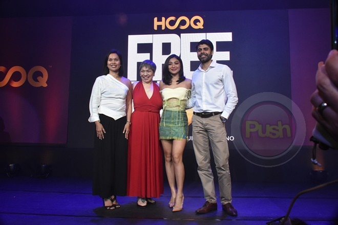Nadine Lustre for HOOQ Free Play