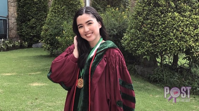 Former teen actress Angeli Gonzales is now a doctor