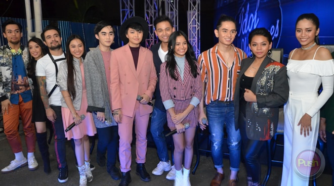 KILALANIN: 'Idol Philippines' Top 12 Contestants