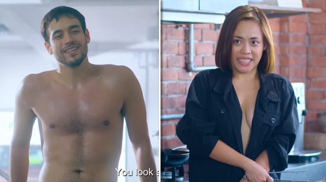 WATCH: Kim Molina learns MOMOL rules with Kit Thompson in new iWant movie