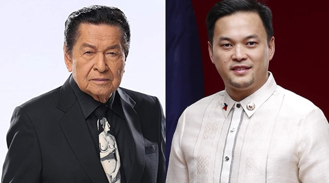 1-PACMAN party-list rep to propose law in honor of the late Eddie Garcia