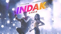 LOOK: Official poster of Nadine Lustre, Sam Concepcion's 'Indak' revealed