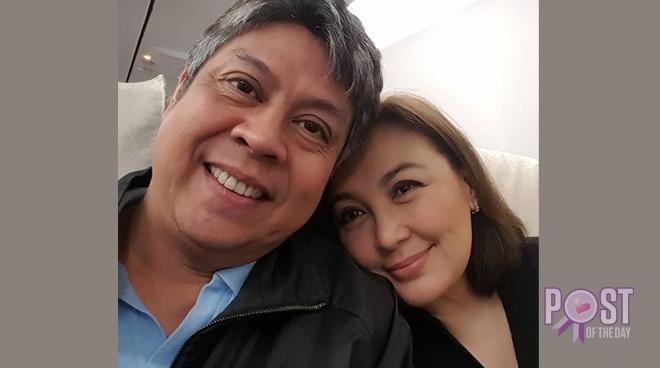 'Kiko is a good man': Sharon Cuneta expresses love for husband