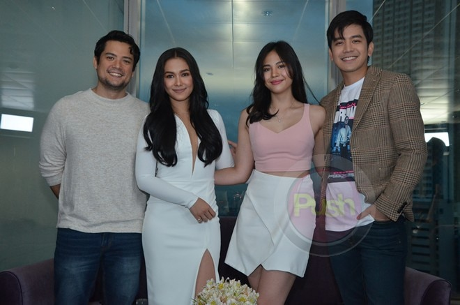 Killer Bride is an upcoming teleserye on ABS-CBN.