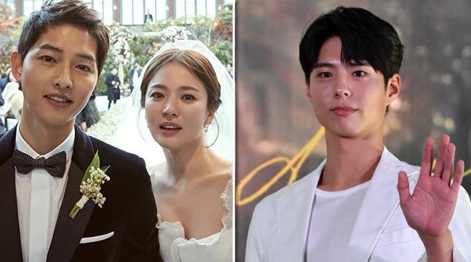 Agency denies Park Bo Gum's involvement in Song-Song couple breakup