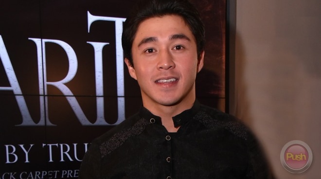 Arron Villaflor seizes every opportunity to do well in support roles