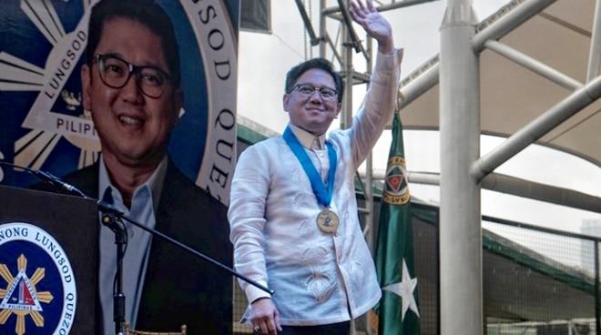 Herbert Bautista bids goodbye to politics after more than 3 decades of public service
