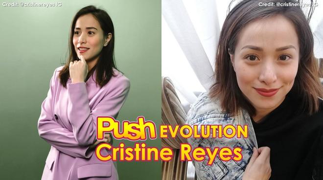 Push Evolution: Cristine Reyes