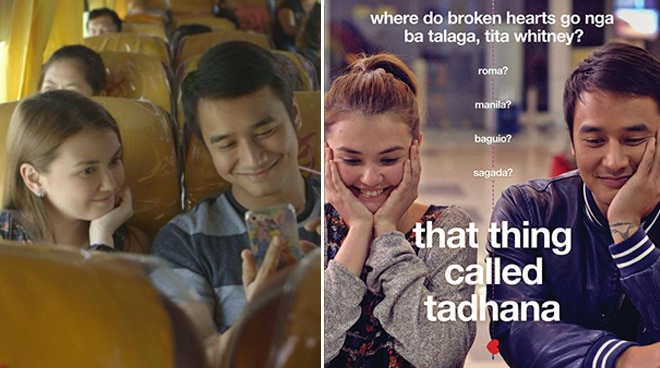 ICYMI: You can now watch 'That Thing Called Tadhana' on YouTube