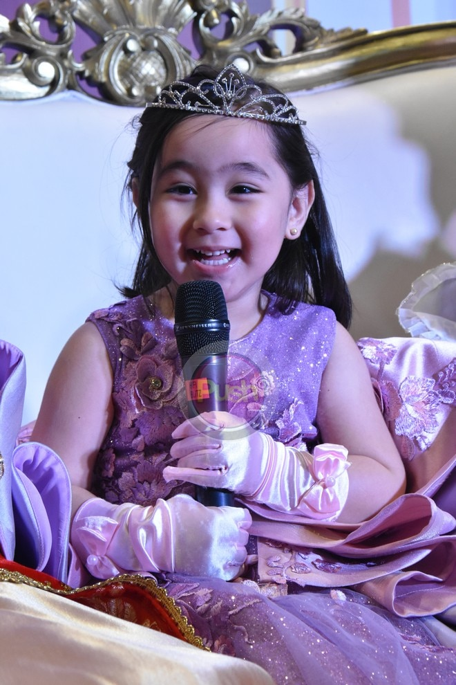 Scarlet Snow Belo for Jollibee