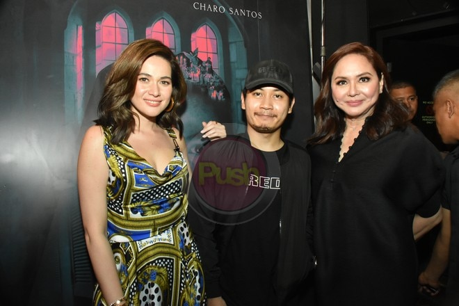'Eerie' will be shown on cinemas nationwide on March 27.