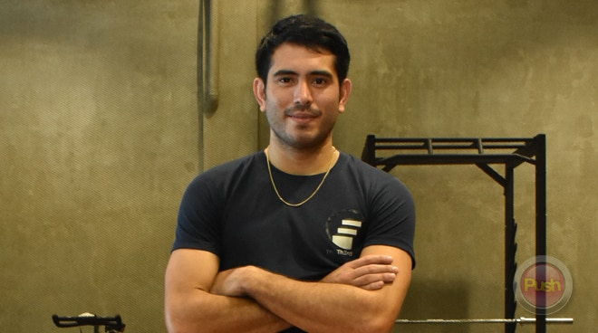 Gerald Anderson shares the story behind his new business, The Th3rd Floor