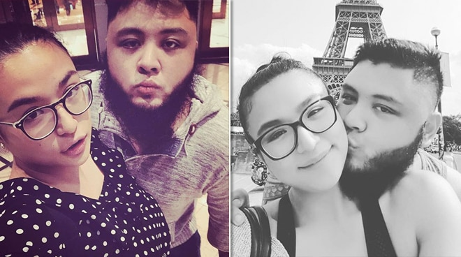 Zia Quizon hurt over negative comments on boyfriend Robin Nievera's physical appearance