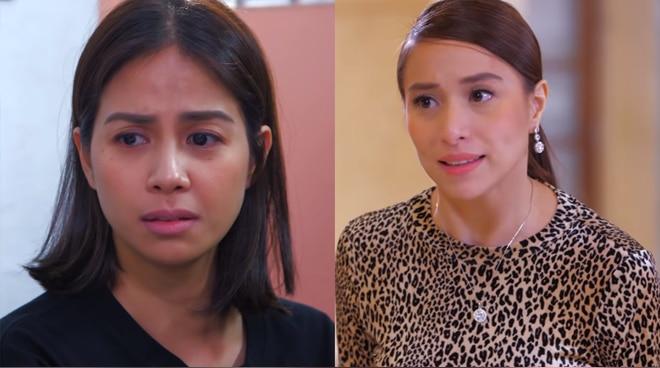 WATCH: Kaye Abad, balik teleserye kasama si Cristine Reyes sa 'Nang Ngumiti Ang Langit'
