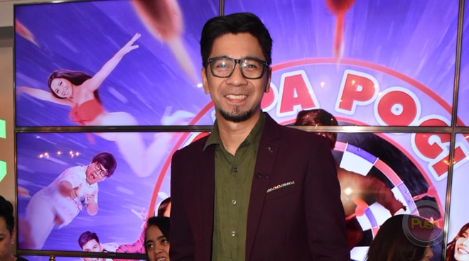Teddy Corpuz hopes his fellow 'It's Showtime' hosts will support his movie 'Papa Pogi'