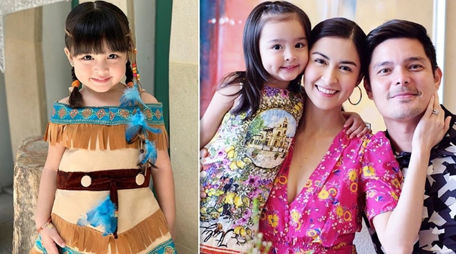 Zia Dantes dubbed as one of the 'most beautiful' children by Vietnamese website