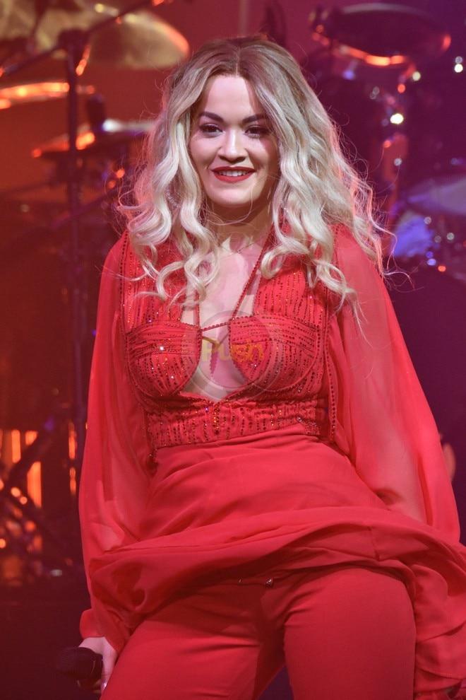 British singer Rita Ora held a Manila concert last March 10.