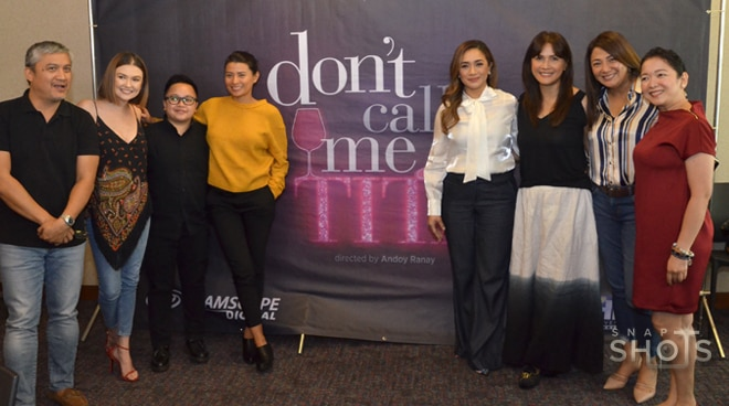 Angelica Panganiban, Ice Seguerra and other celebrities star in 'Don't Call Me Tita'