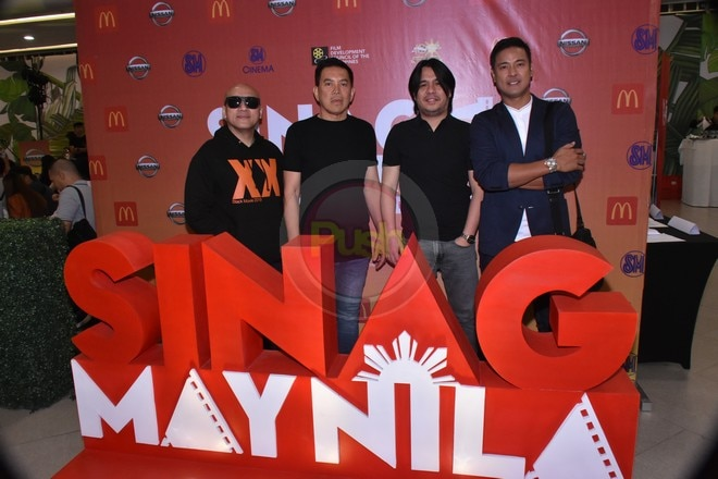 Sinag Maynila is celebrating their 5th year this year.