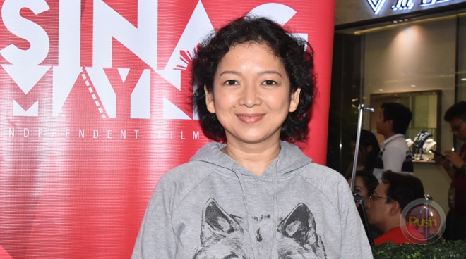 Harlene Bautista makes her directorial debut with the short film 'Kiss'
