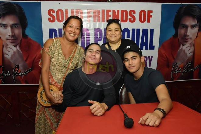 See how Piolo's solid fans showed their support for the actor's showbiz anniversary.