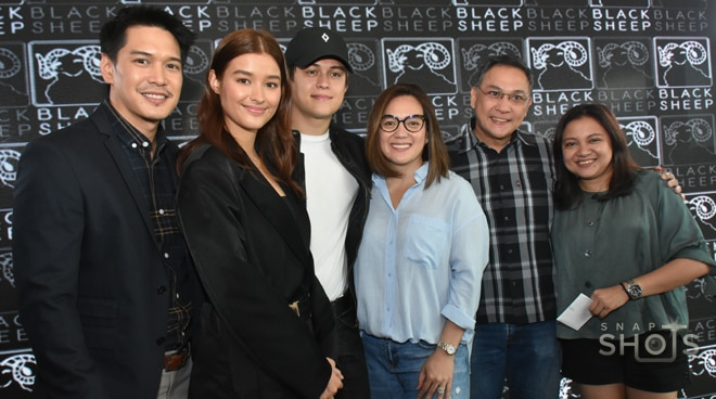 Alone/Together cast and crew celebrate box-office success