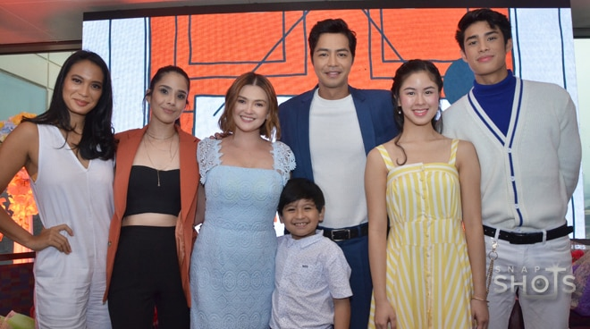LOOK: Playhouse's thanksgiving media conference
